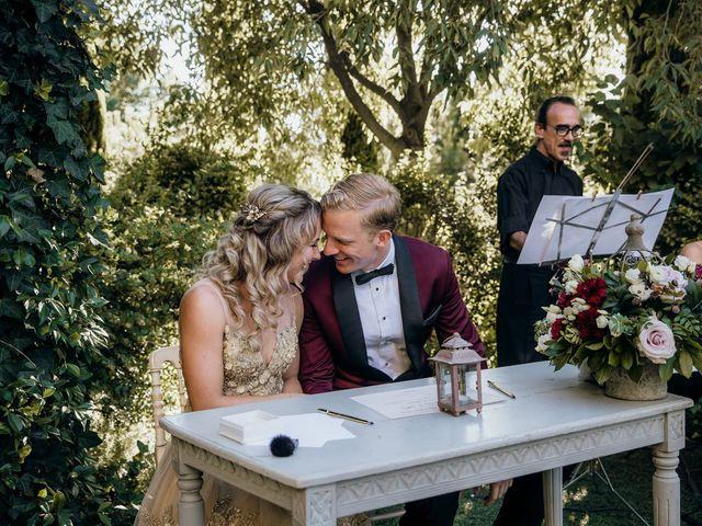 La boda de Tom y Nicola en Toledo, Toledo 64
