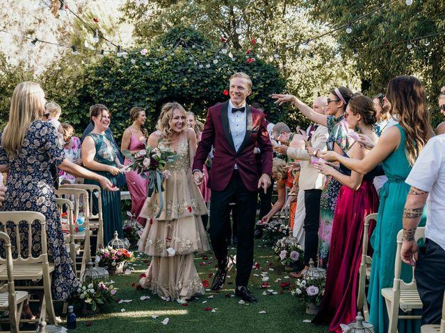 La boda de Tom y Nicola en Toledo, Toledo 67
