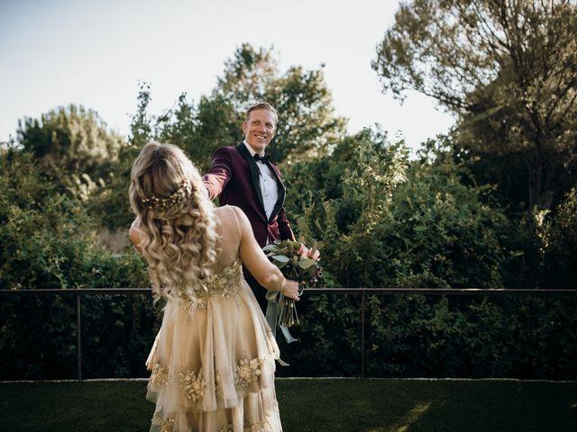 La boda de Tom y Nicola en Toledo, Toledo 73