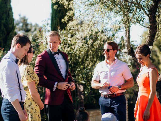 La boda de Tom y Nicola en Toledo, Toledo 86