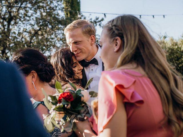 La boda de Tom y Nicola en Toledo, Toledo 93