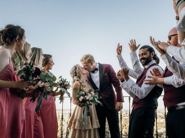 La boda de Tom y Nicola en Toledo, Toledo 94