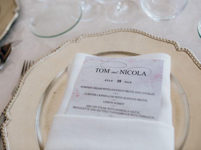 La boda de Tom y Nicola en Toledo, Toledo 96