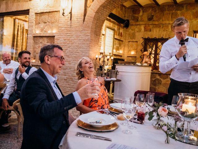 La boda de Tom y Nicola en Toledo, Toledo 101