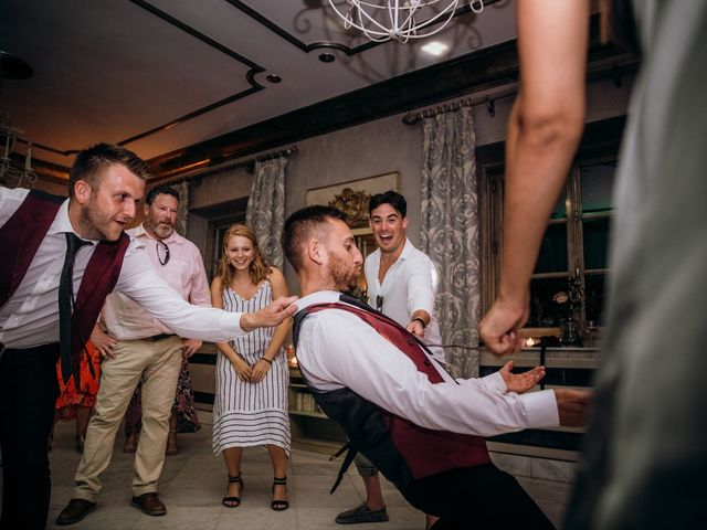 La boda de Tom y Nicola en Toledo, Toledo 112