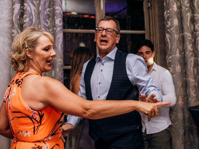 La boda de Tom y Nicola en Toledo, Toledo 120
