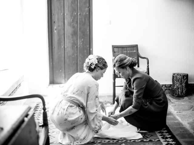 La boda de Luís y María en Barcarrota, Badajoz 6