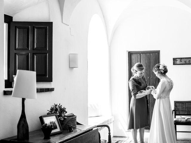 La boda de Luís y María en Barcarrota, Badajoz 8