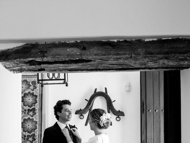 La boda de Luís y María en Barcarrota, Badajoz 13