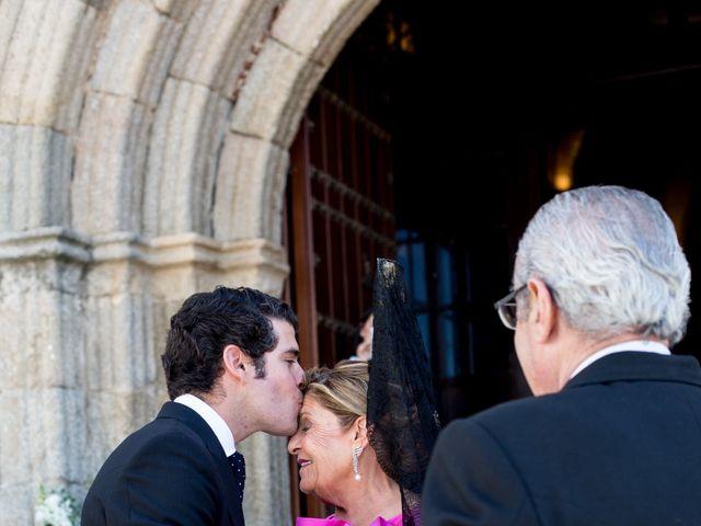 La boda de Luís y María en Barcarrota, Badajoz 18