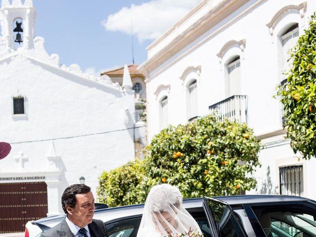 La boda de Luís y María en Barcarrota, Badajoz 19