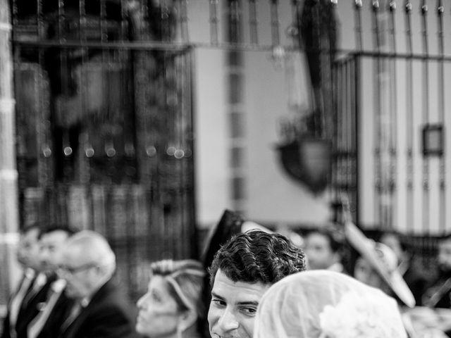 La boda de Luís y María en Barcarrota, Badajoz 20