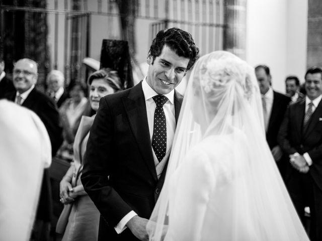 La boda de Luís y María en Barcarrota, Badajoz 21