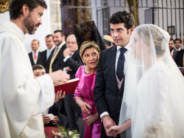 La boda de Luís y María en Barcarrota, Badajoz 23