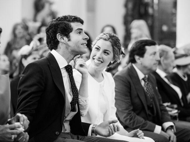 La boda de Luís y María en Barcarrota, Badajoz 25