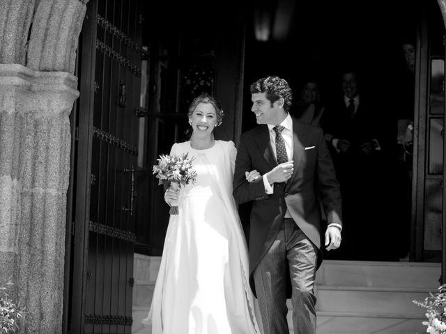 La boda de Luís y María en Barcarrota, Badajoz 27