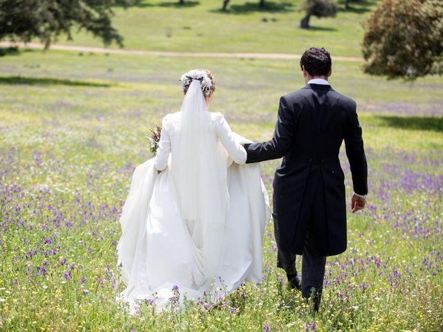 La boda de Luís y María en Barcarrota, Badajoz 31