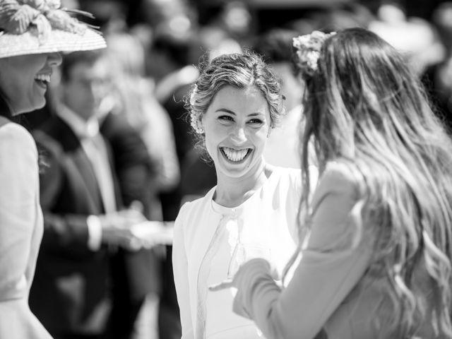La boda de Luís y María en Barcarrota, Badajoz 47
