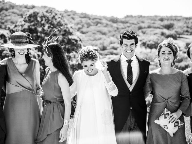 La boda de Luís y María en Barcarrota, Badajoz 55