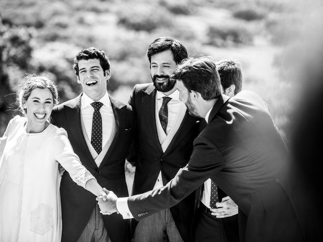 La boda de Luís y María en Barcarrota, Badajoz 57