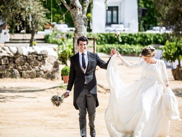 La boda de Luís y María en Barcarrota, Badajoz 60