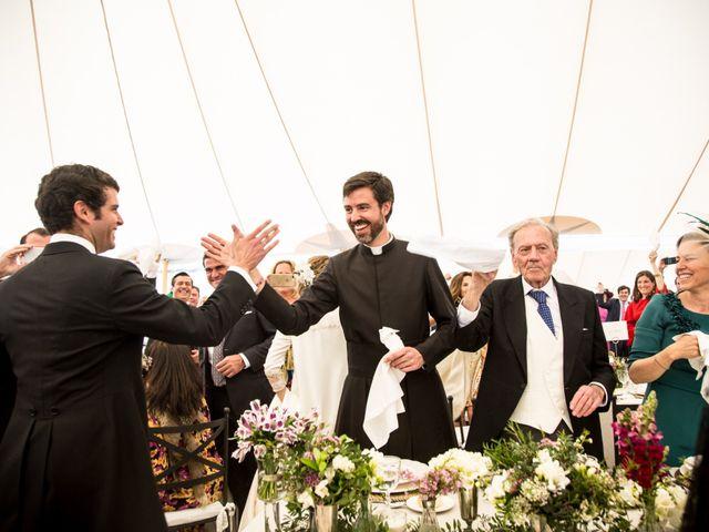 La boda de Luís y María en Barcarrota, Badajoz 61