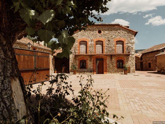 La boda de Rodrigo y Maria en Sotosalbos, Segovia 2