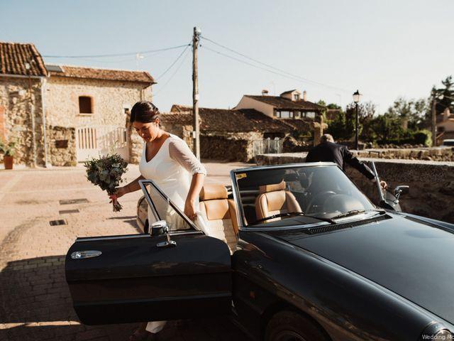 La boda de Rodrigo y Maria en Sotosalbos, Segovia 22