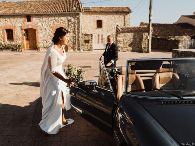 La boda de Rodrigo y Maria en Sotosalbos, Segovia 23