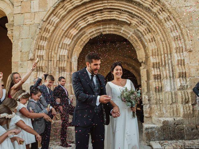 La boda de Rodrigo y Maria en Sotosalbos, Segovia 33