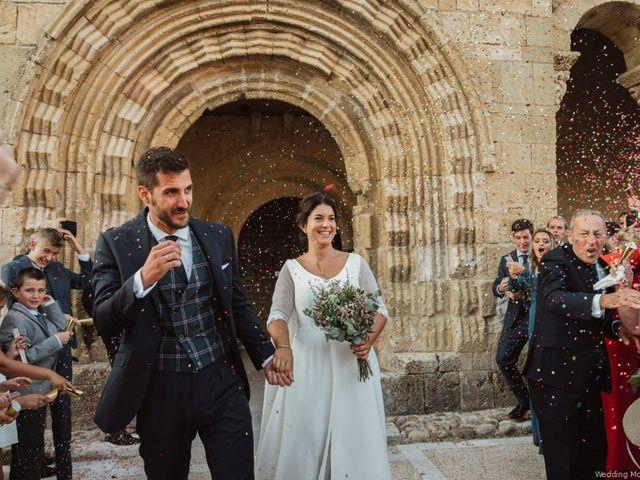 La boda de Rodrigo y Maria en Sotosalbos, Segovia 34