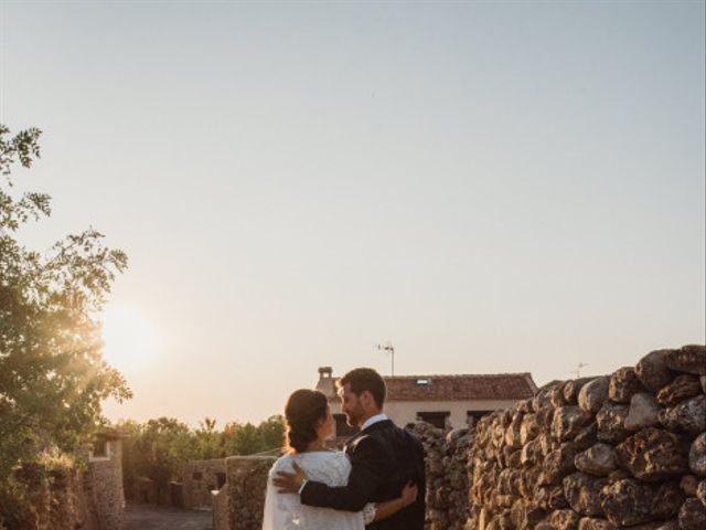 La boda de Rodrigo y Maria en Sotosalbos, Segovia 35
