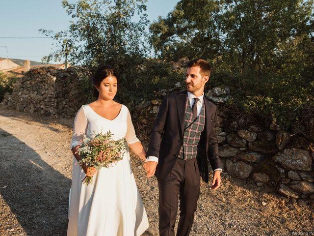 La boda de Rodrigo y Maria en Sotosalbos, Segovia 36