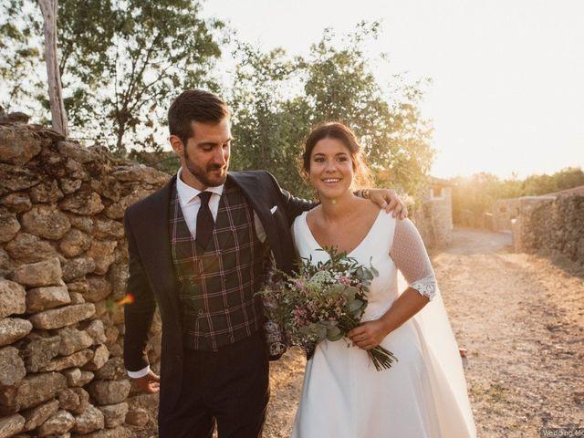La boda de Rodrigo y Maria en Sotosalbos, Segovia 39