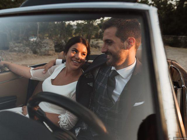 La boda de Rodrigo y Maria en Sotosalbos, Segovia 44