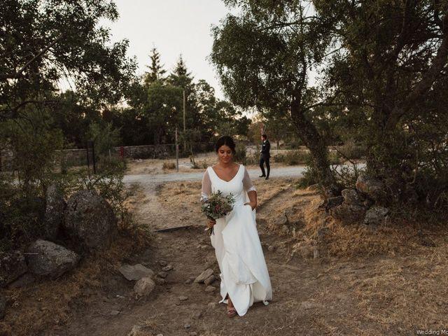 La boda de Rodrigo y Maria en Sotosalbos, Segovia 45