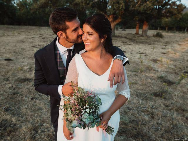 La boda de Rodrigo y Maria en Sotosalbos, Segovia 49