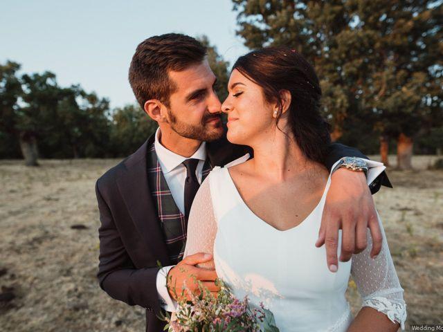 La boda de Rodrigo y Maria en Sotosalbos, Segovia 50