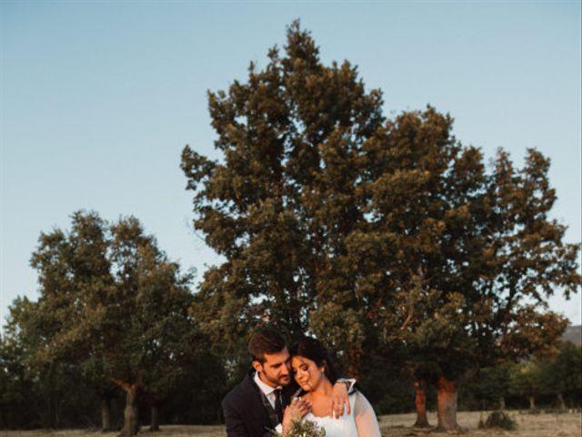 La boda de Rodrigo y Maria en Sotosalbos, Segovia 1