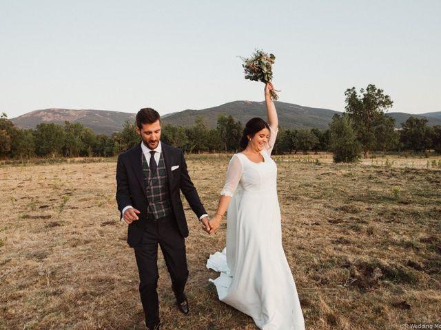 La boda de Rodrigo y Maria en Sotosalbos, Segovia 53