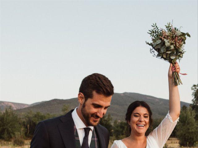La boda de Rodrigo y Maria en Sotosalbos, Segovia 54