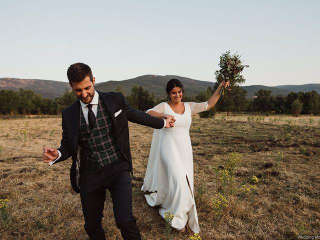 La boda de Rodrigo y Maria en Sotosalbos, Segovia 55
