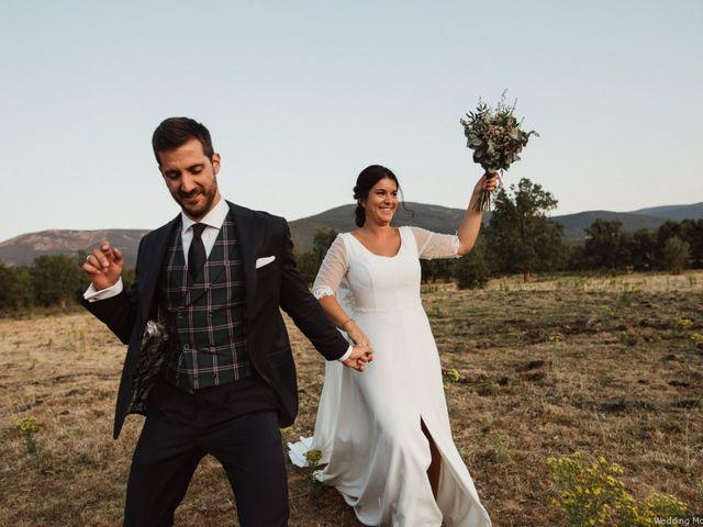La boda de Rodrigo y Maria en Sotosalbos, Segovia 56