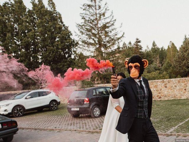 La boda de Rodrigo y Maria en Sotosalbos, Segovia 63
