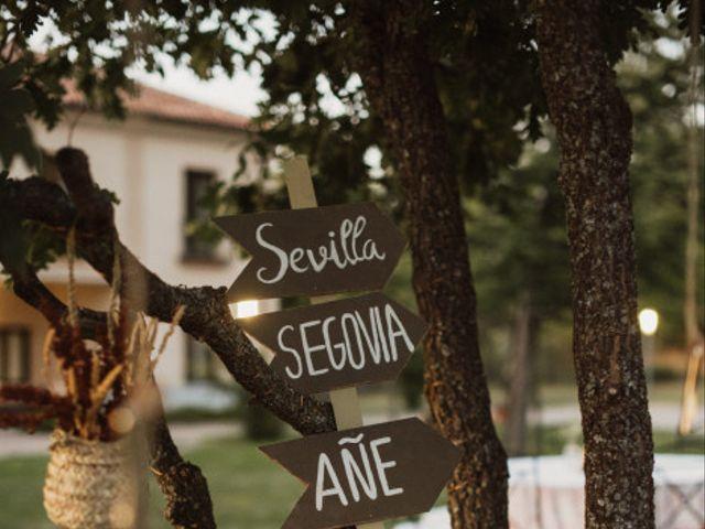La boda de Rodrigo y Maria en Sotosalbos, Segovia 73