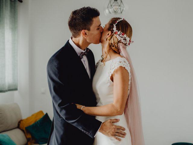 La boda de Jose y Vanessa en Toledo, Toledo 40