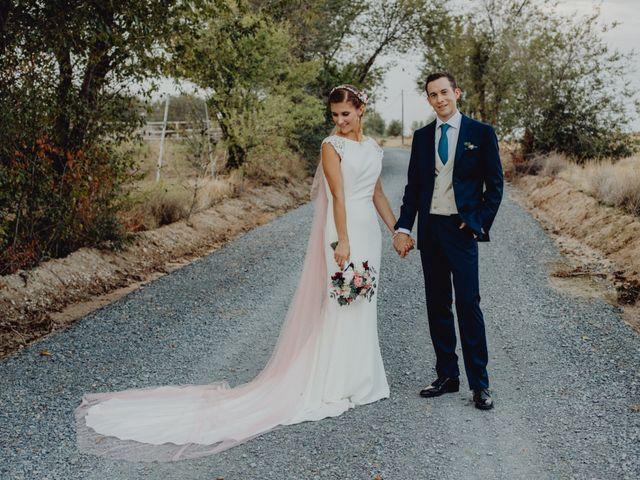 La boda de Jose y Vanessa en Toledo, Toledo 123