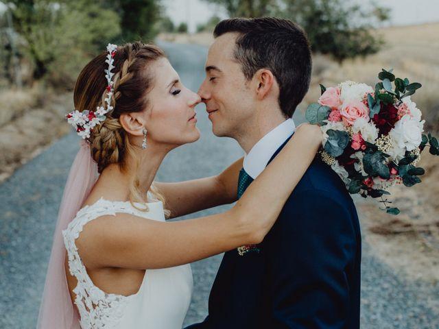 La boda de Jose y Vanessa en Toledo, Toledo 124