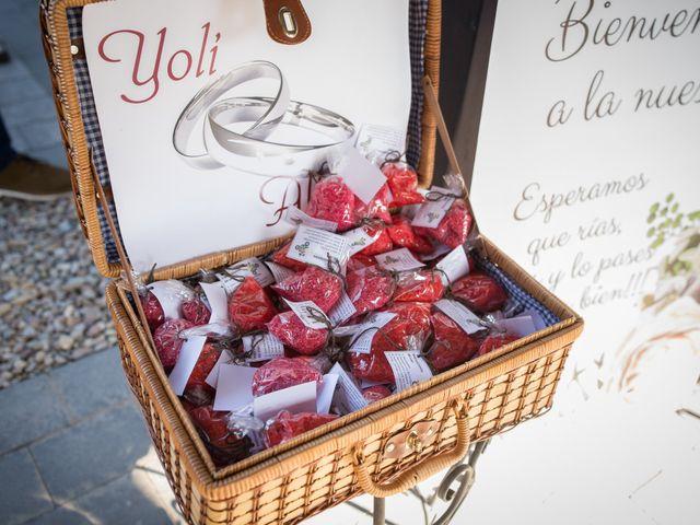 La boda de Alberto y Yolanda en Aranjuez, Madrid 2