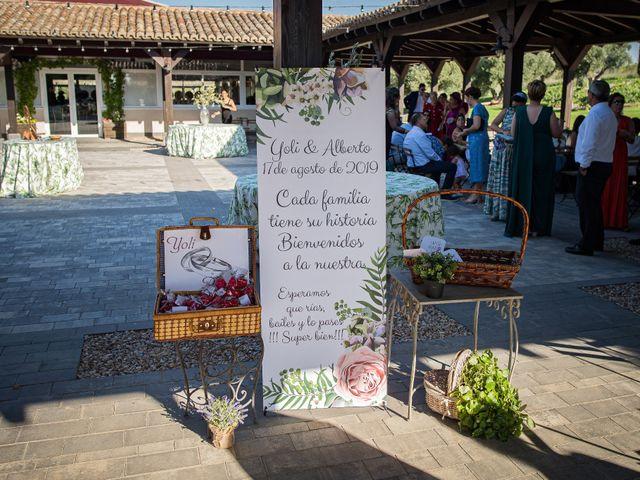 La boda de Alberto y Yolanda en Aranjuez, Madrid 3
